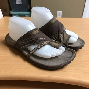Merrell Sandals Selected Grip 10 Brown